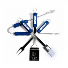 Los Angeles Dodgers 4 Piece BBQ Set
