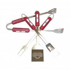 Washington Nationals 4 Piece BBQ Set