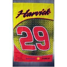 Kevin Harvick Outside House Banner