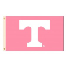 Tennessee Volunteers Pink 3'x 5' Flag