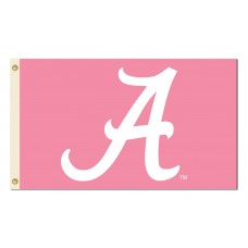 Alabama Crimson Tide Pink 3'x 5' Flag