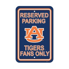 Auburn Tigers Parking Sign