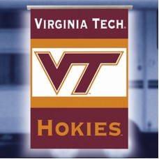 Virginia Tech Hokies NCAA RV Awning Banner