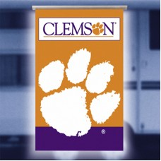 Clemson Tigers NCAA RV Awning Banner