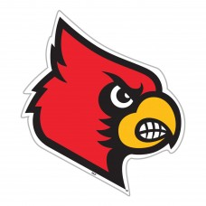 Louisville Cardinals 12-inch Vinyl Magnet