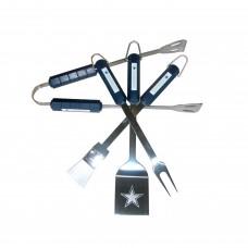 Dallas Cowboys 4 Piece BBQ Set