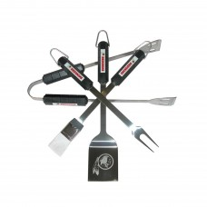 Washington Redskins 4 Piece BBQ Set