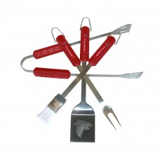 Atlanta Falcons 4 Piece BBQ Set