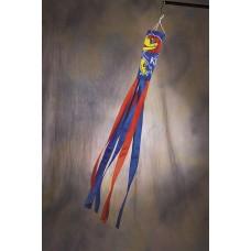 Kansas Jayhawks Collegiate Wind Sock