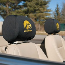 Iowa Hawkeyes Headrest Covers