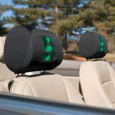 Michigan State Spartans Headrest Covers