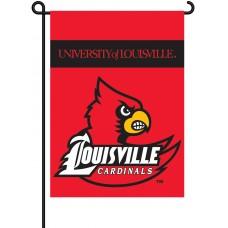 Louisville Cardinals Garden Banner Flag
