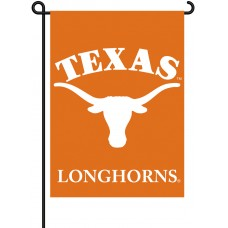 Texas Longhorns Garden Banner Flag