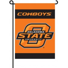 Oklahoma State Cowboys 2-Sided Garden Flag