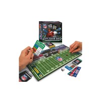 Officially Licensed NFL Game Day Board Game