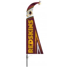 Washington Redskins Feather Flag Bundle