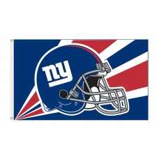 New York Giants Helmet 3'x 5' NFL Flag