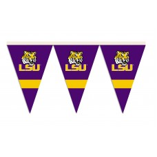 Louisiana State Tigers 25 Foot Party Pennants