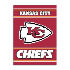 Kansas City Chiefs Outside House Banner