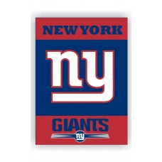 New York Giants Outside House Banner