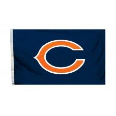 Chicago Bears Logo 3'x 5' Flag