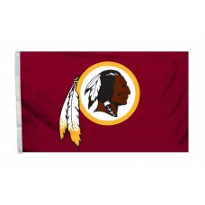 Washington Redskins Logo 3'x 5' NFL Flag