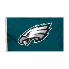 Philadelphia Eagles Logo 3'x 5' NFL Flag