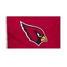 Arizona Cardinals Logo 3'x 5' NFL Flag