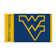 West Virginia Mountaineers 3'x 5' Flag