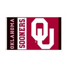 Oklahoma Sooners 3'x 5' College Flag
