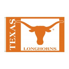 Texas Longhorns 3'x 5' College Flag