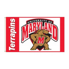 Maryland Terrapins 3'x 5' College Flag
