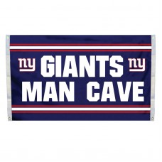 New York Giants MAN CAVE 3'x 5' NFL Flag