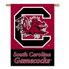 South Carolina Gamecocks Outside House Banner