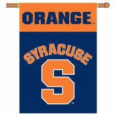 Syracuse Orangemen Double Sided Banner