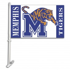 Memphis Tigers NCAA Double Sided Car Flag