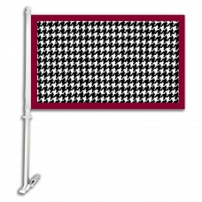 Alabama Crimson Tide 11-inch by 18-inch Two Sided Car Flag