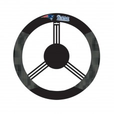 New England Patriots Steering Wheel Cover