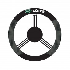 New York Jets Steering Wheel Cover
