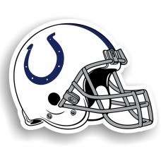 Indianapolis Colts 12-inch Vinyl Magnet