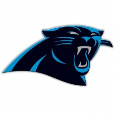Carolina Panthers 12-inch Vinyl Magnet
