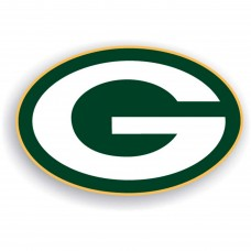 Green Bay Packers 12-inch Vinyl Magnet