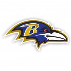 Baltimore Ravens 12-inch Vinyl Magnet