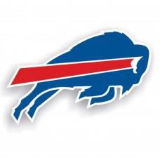 Buffalo Bills 12-inch Vinyl Magnet