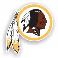 Washington Redskins 12-inch Vinyl Magnet