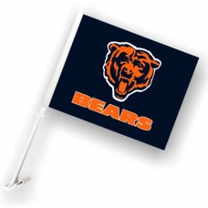 Chicago Bears Two Sided Car Flag