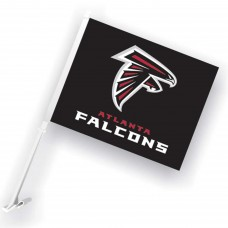 Atlanta Falcons Two Sided Car Flag