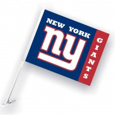 New York Giants Two Sided Car Flag