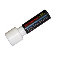 """1-1/4"""" Extra Bold White Waterproof Sign & Art Marker Pens"""