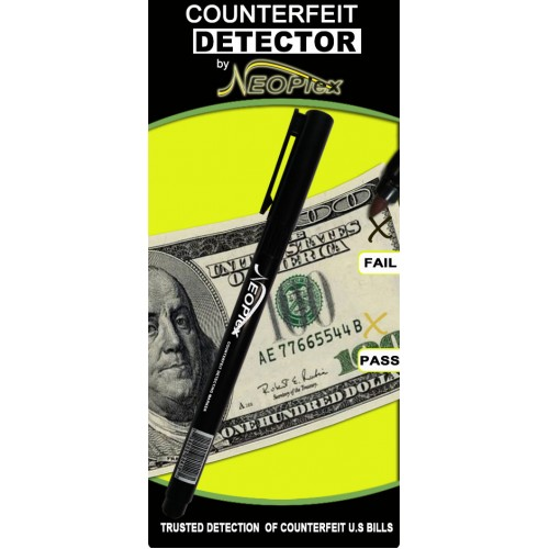 neoplex counterfeit detection marker